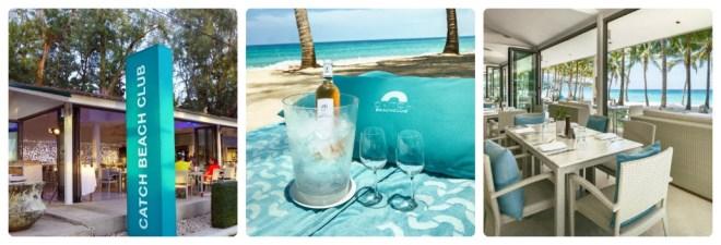 Ресторан Catch Beach Club