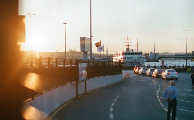 Прогулка в утренние часы по Стамбулу