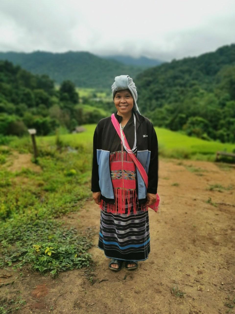 Trekking guide Mae Klang Luang