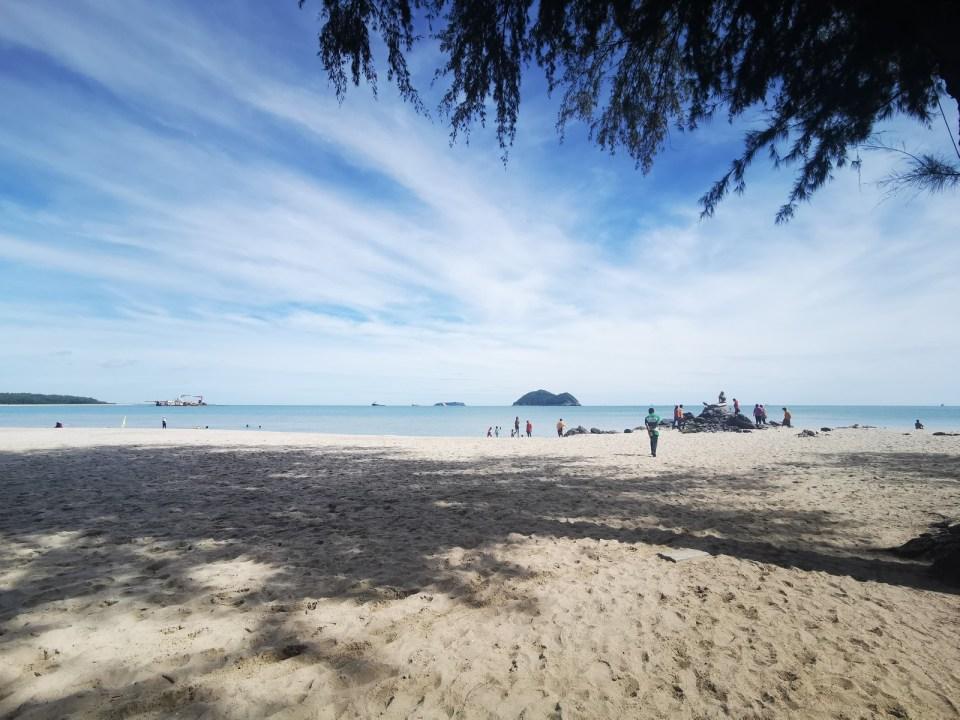 Beach in Songkhla