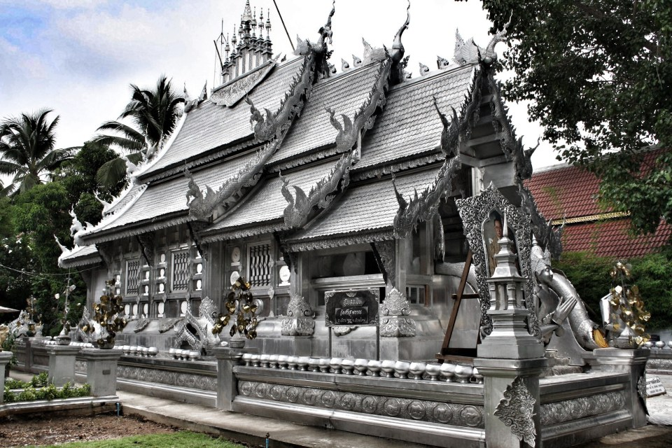 Silver Temple of Chiang Mai