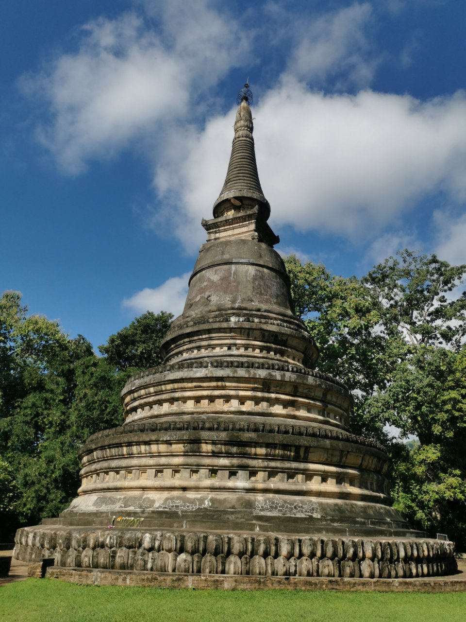 The Chedi in Wat Umong