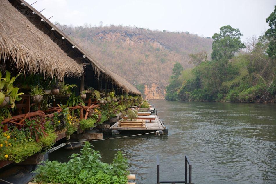 1000 - 08 - Kerstin M. - Thailand 1 am River Kwai