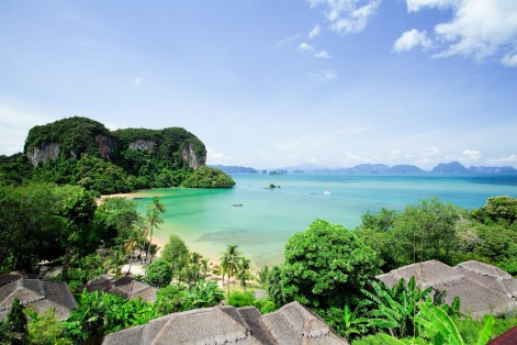1000 Paradise Koh Yao Over view