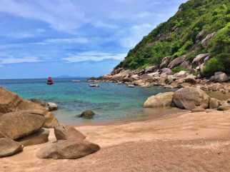770 - Koh Tao allgemein - Tanote Bay