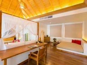 800-Private Pool Villa innen