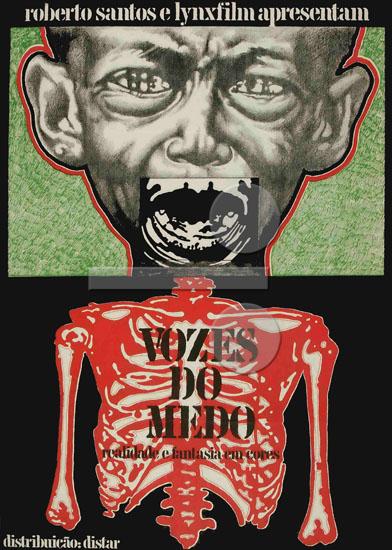 Poster do filme Vozes do Medo