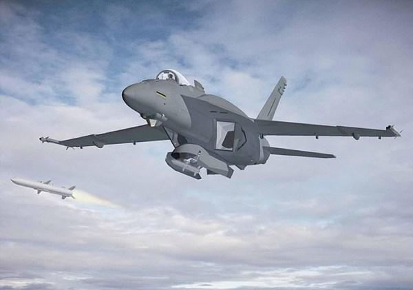 F-18 Advance Super Hornet | Thai Military and Asian Region