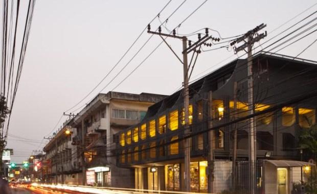 Yim Huai Khwang Hostel