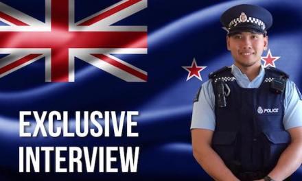 สัมภาษณ์นายตำรวจคนไทย ประเทศนิวซีแลนด์