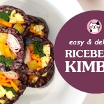 [easy] Riceberry kimbap