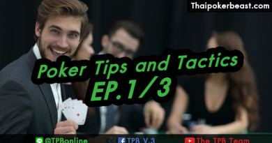 Poker Tips and Tactics