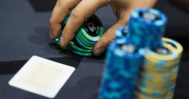 No Limit Poker Bet Size