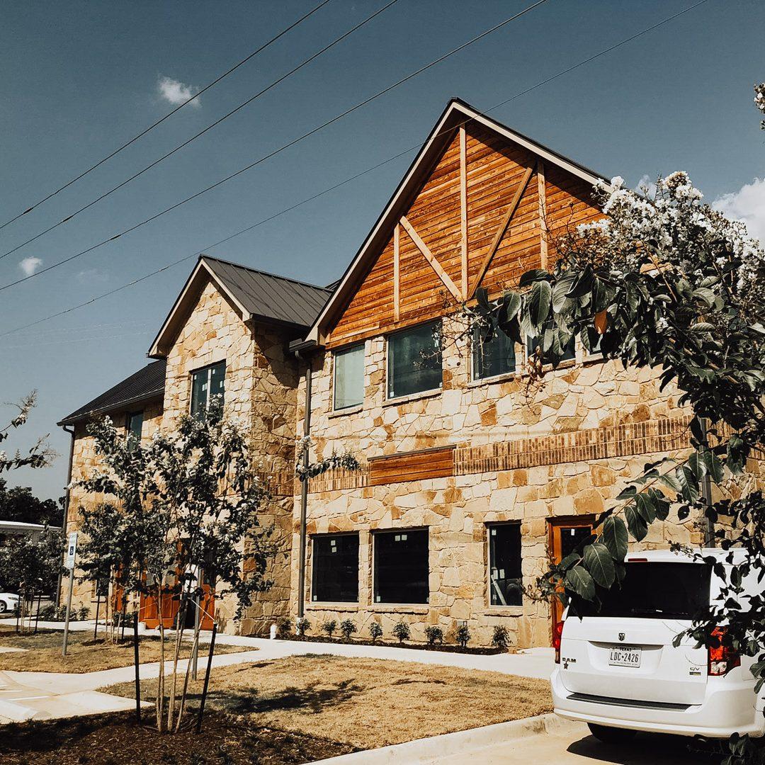 Thairapie Salon in Southlake, Texas building
