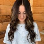 Highlight & hair cut by Maddey Lower