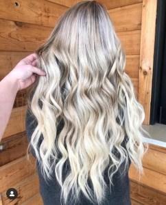 Highlight & haircut by hair stylist Maddey Lower