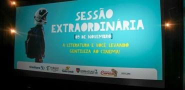 Cobertura | Sessão Extraordinária (Filme Extraordinário)