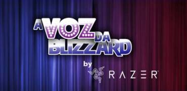 Quer ser a nova Voz da Blizzard?