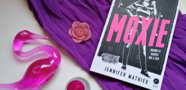 Moxie de Jennifer Mathieu