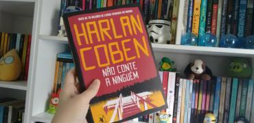 Não Conte a Ninguém de Harlan Coben