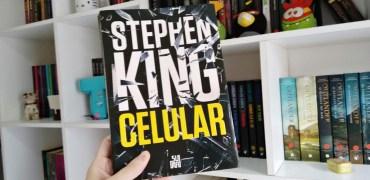 Celular de Stephen King