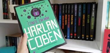 Confie em Mim de Harlan Coben