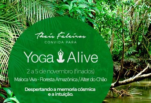 Yoga Alive Amazônia