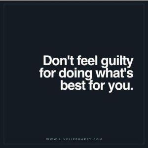 Coragem sem culpa