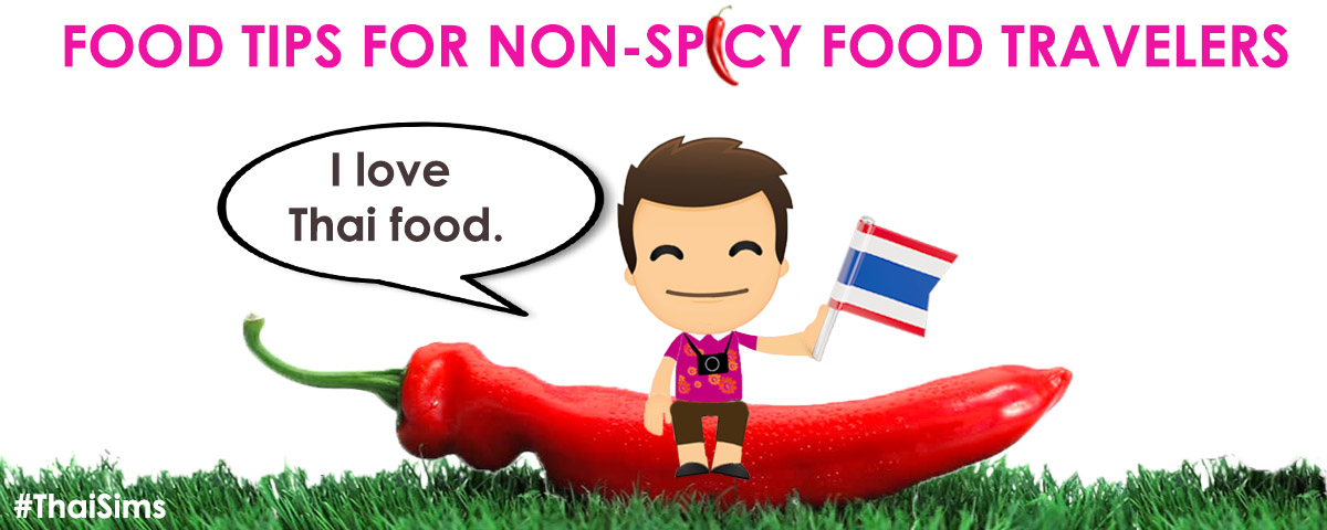 Banner-ThaiSims-4G-Mobile-Router-Pocket Wifi Rental Thailand-Bangkok-Thai-Food Tips for non-spicy food travelers