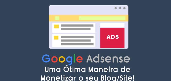 Capa do post com uma pagina web, destacada esta um bloco escrito ADS