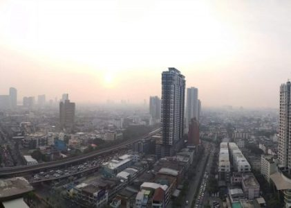 Air pollution in Bangkok: The Bangkok Smog has arrived…
