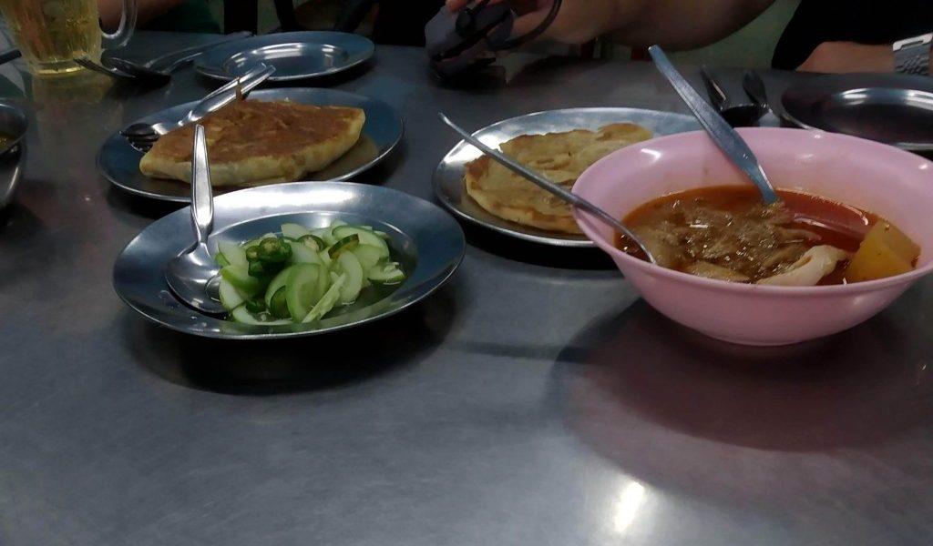 A taste of Bang Rak: Bangkok's village of love but mainly food 1