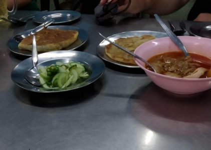 A taste of Bang Rak: Bangkok's village of love but mainly food