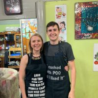 Cooking with Poo: a magnificent Thai cooking class in Bangkok
