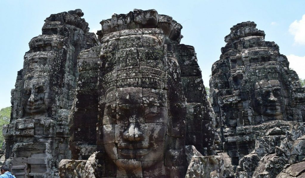 Cambodia: Siem Reap and Angkor Wat 1