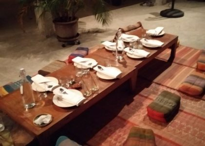 Nang Gin Kui review – Bangkok's stunning 'secret' dinner