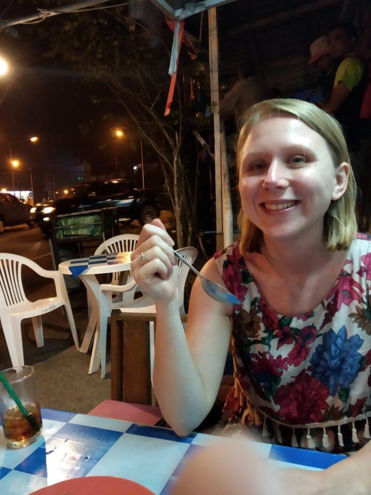 Nai yang Thai food bar