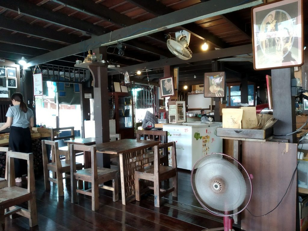 Khlong Bang Luang Floating Market: the quiet side of Bangkok 1