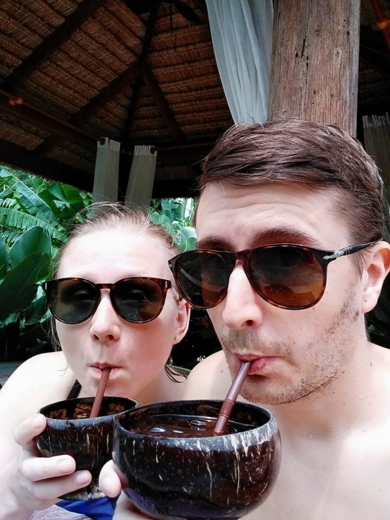 khao yai series resort pool