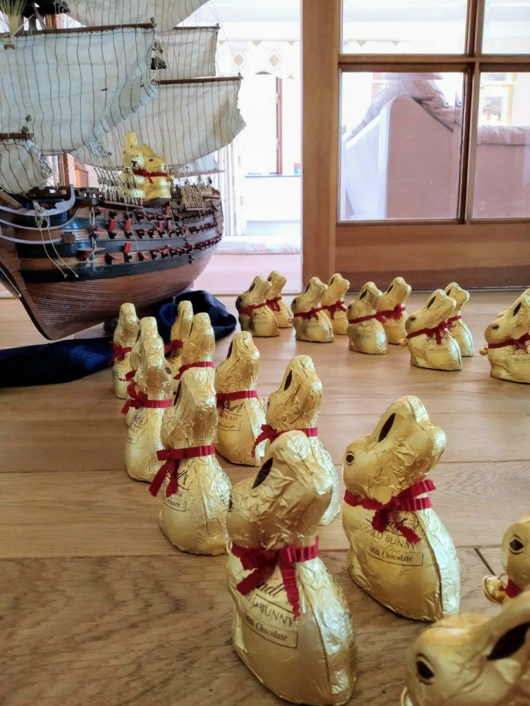 Updated: a tale of 115 Lindt bunnies 7