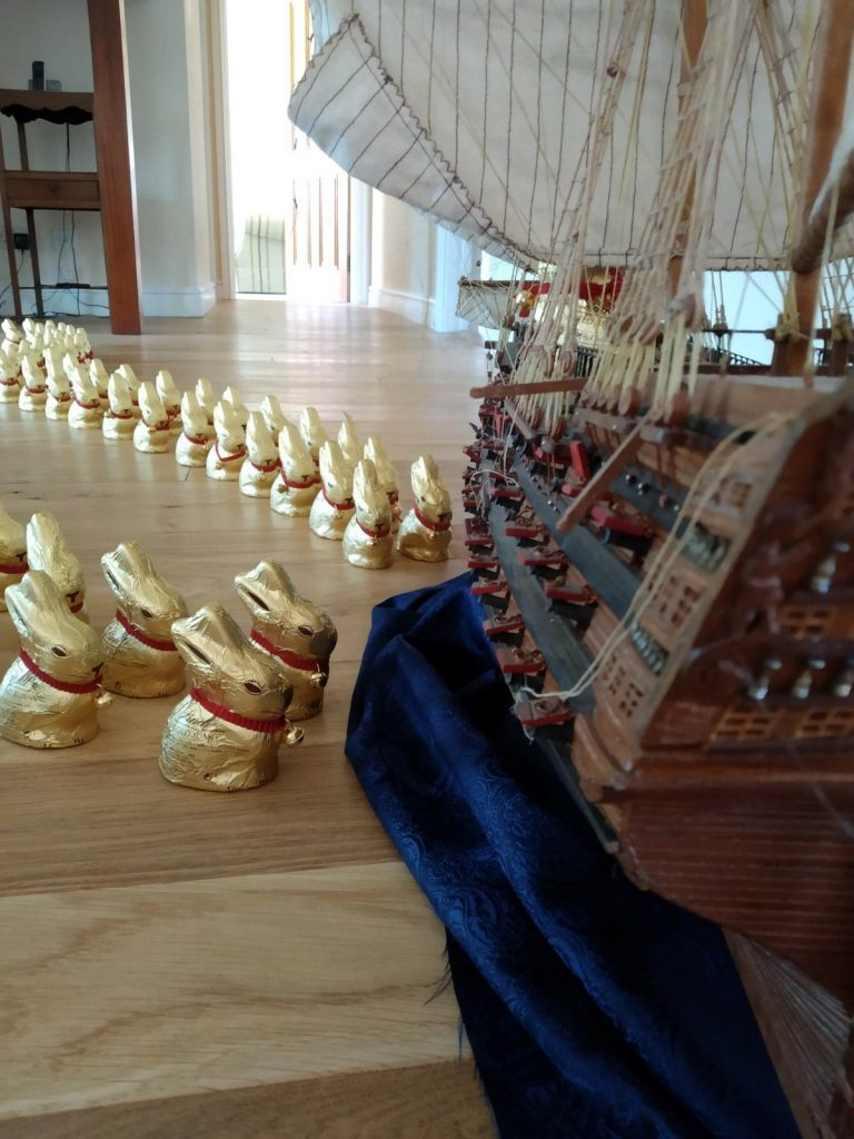 Updated: a tale of 115 Lindt bunnies 10