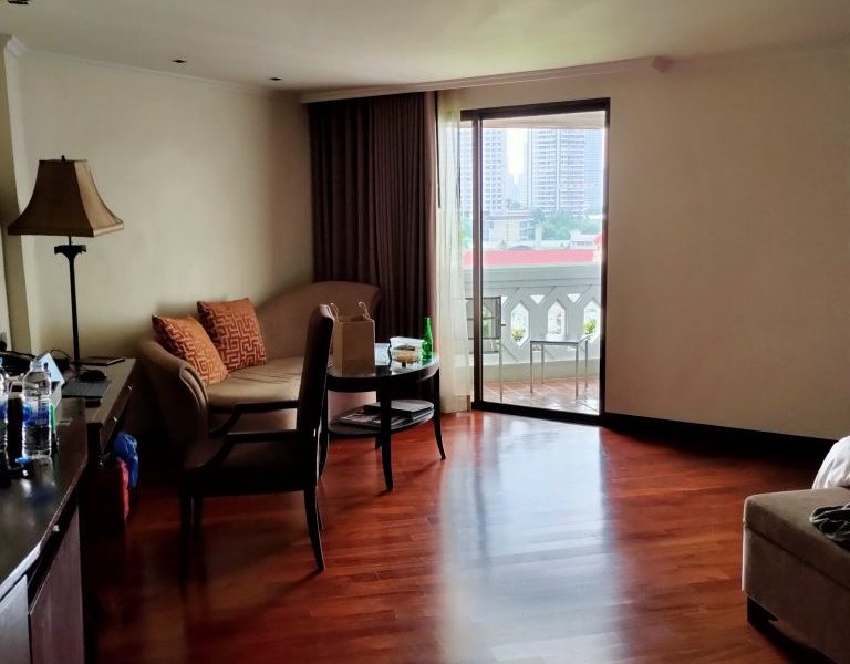 Two weeks in a hotel room: Experiences from Thailand's ASQ Quarantine 1
