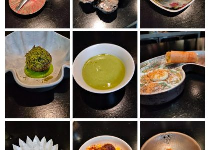 Gaggan Anand, Bangkok review: A stellar Lunch at Asia's 5th best restaurant