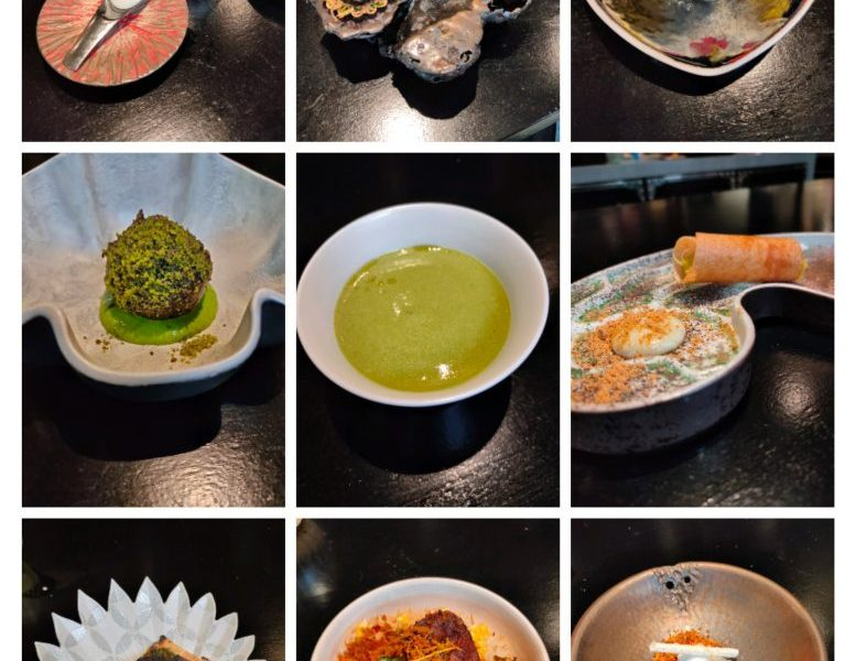 Gaggan Anand, Bangkok review: A stellar Lunch at Asia's 5th best restaurant 1