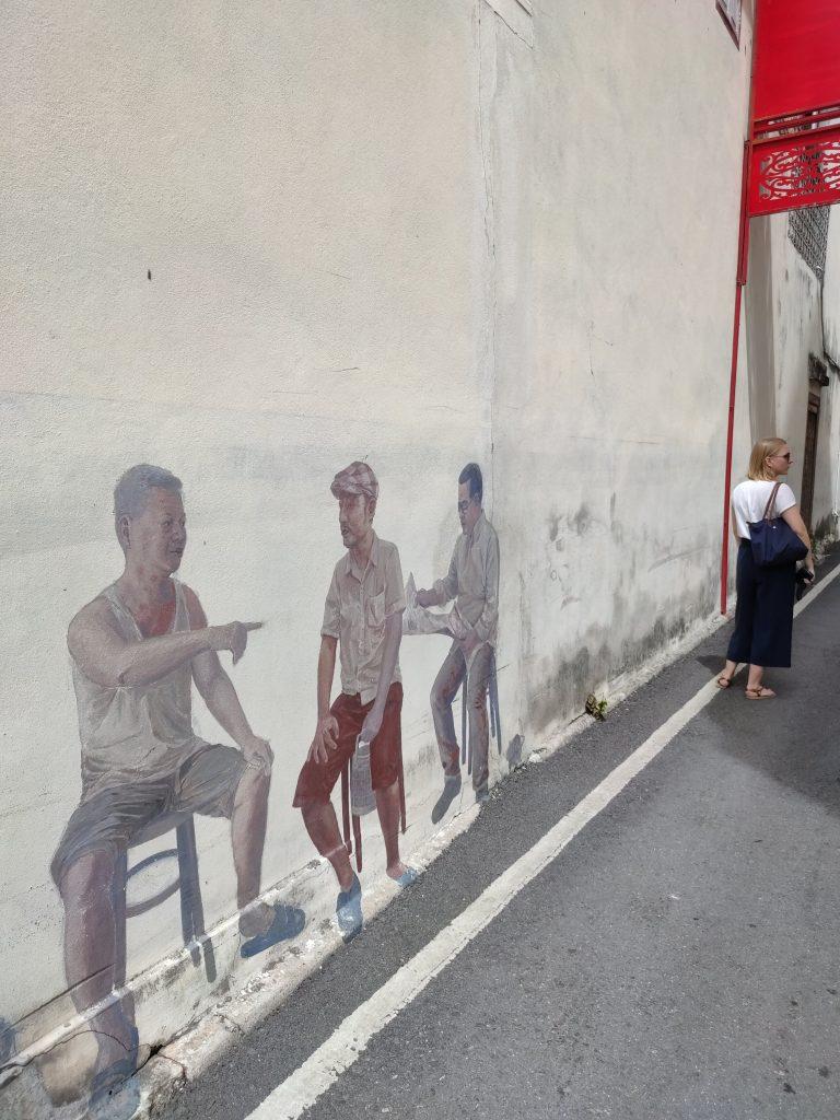 songkhla street art