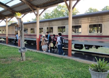 Bangkok to Chiang Mai: An overnight train adventure