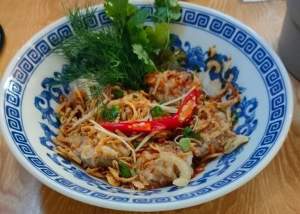 Tana Bangkok restaurant: Thai-Chinese flavours in the shadow of Wat Pho
