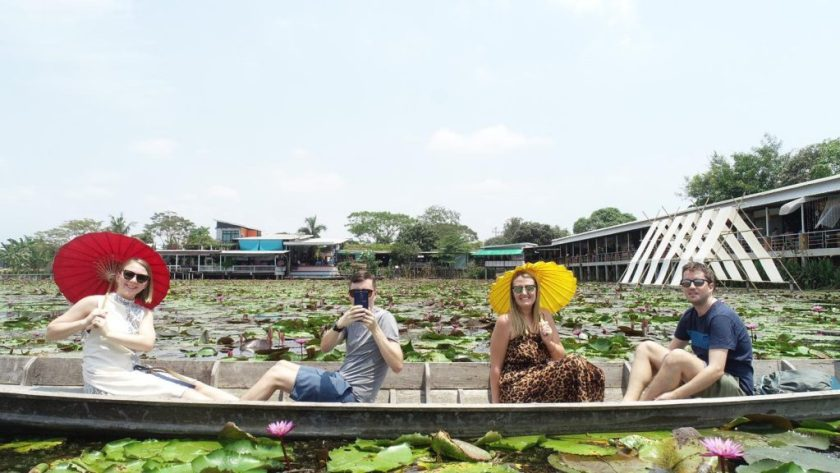 Red Lotus Floating Market: a vibrant day trip from Bangkok 11
