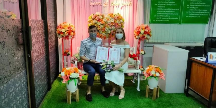 thailand marriage
