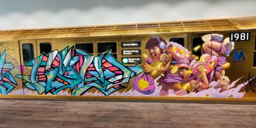 goldie art bangkok aurum